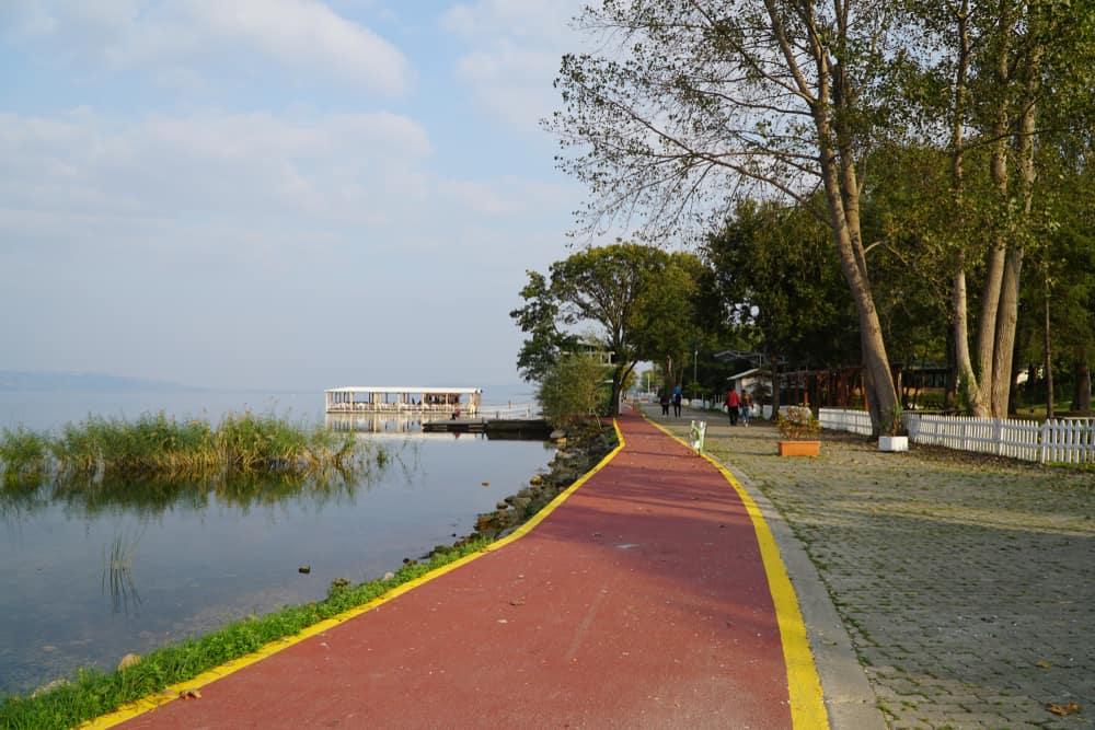 Sapanca Gölü Sakarya