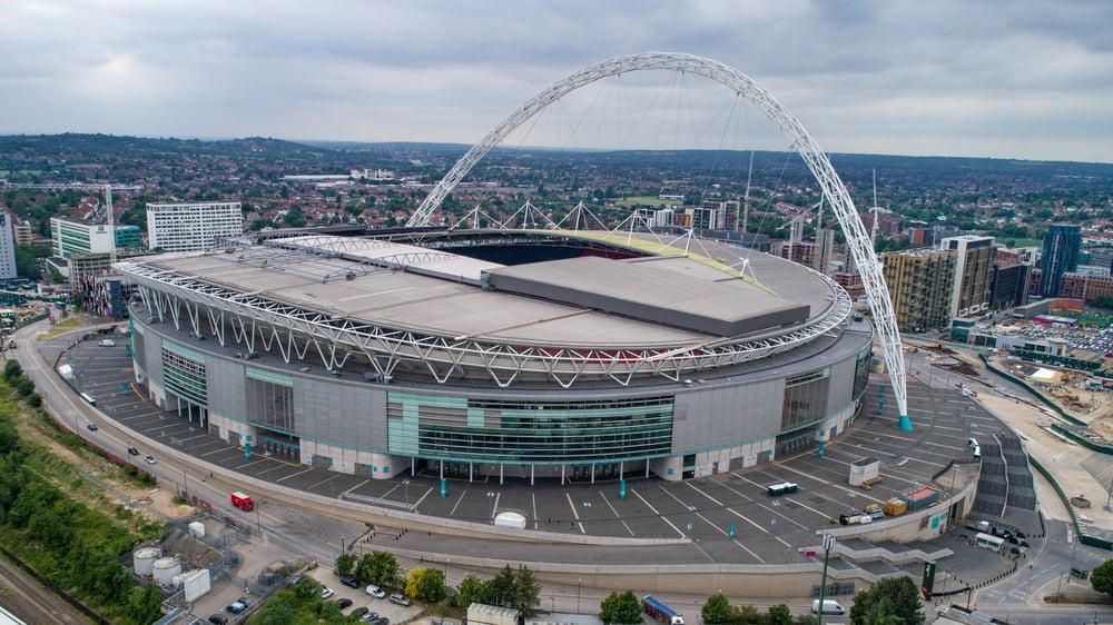 Wembley Stadyum, Londra