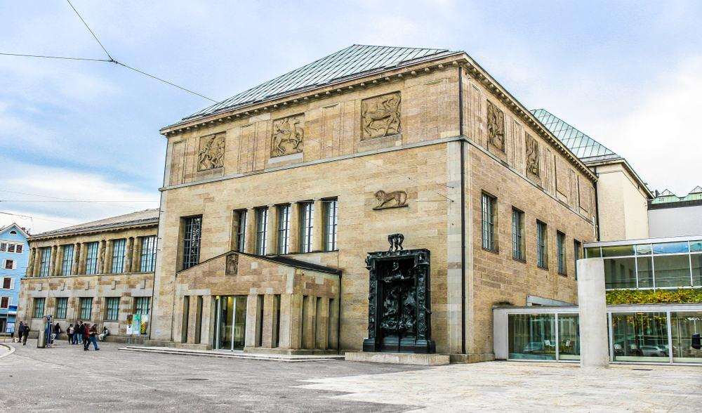 Zürih Sanat Evi (Kunsthaus Zürich)