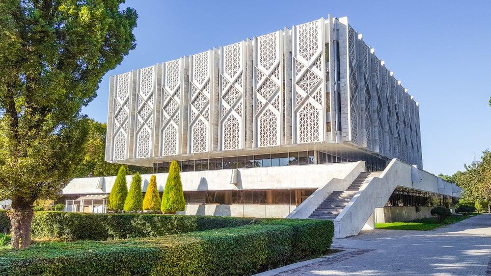 Özbekistan Devlet Tarihi Müzesi Taşkent
