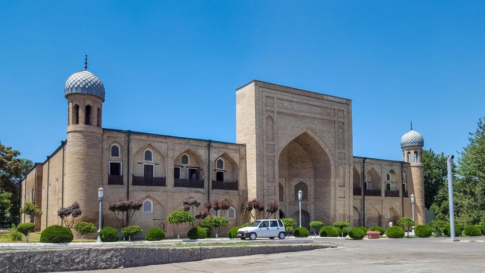 Abdül Kasım Medresesi Taşkent Özbekistan