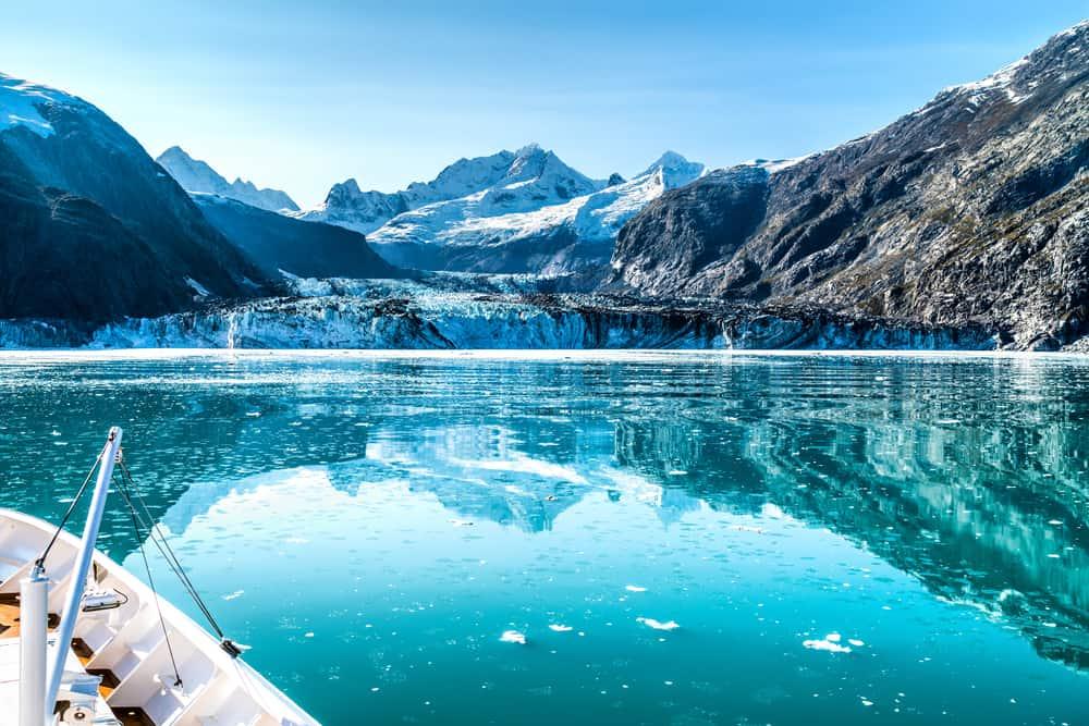 Alaska Johns Hopkins Glacier