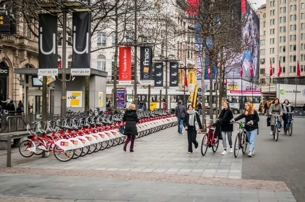 Antwerp Belçika