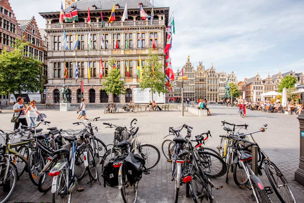 Antwerp, Belçika