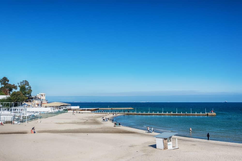 Arcadia Plajı Odessa