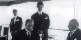 Atatürk Yemek