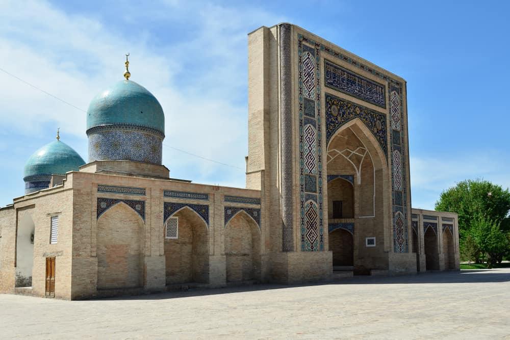 Barak Han Medresesi Taşkent Özbekistan