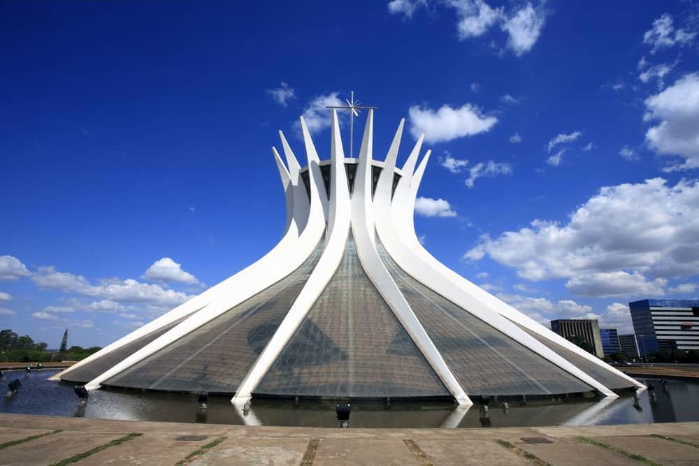 Brasilia Katedrali Brezilya
