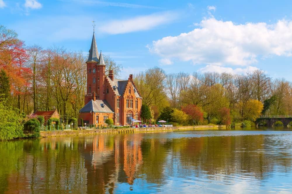 Brugge Aşk Gölü