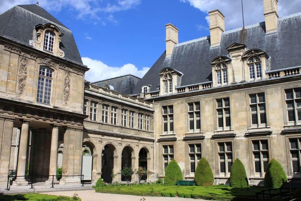 Carnavelet Müzesi Paris Fransa