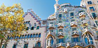 Casa Batllo Barcelona İspanya