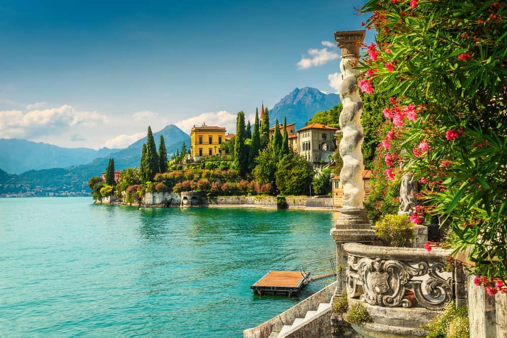 Como Gölü İtalya