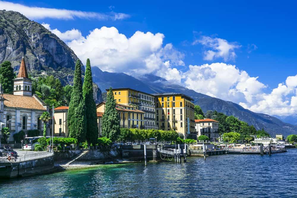 Como Gölü Milano