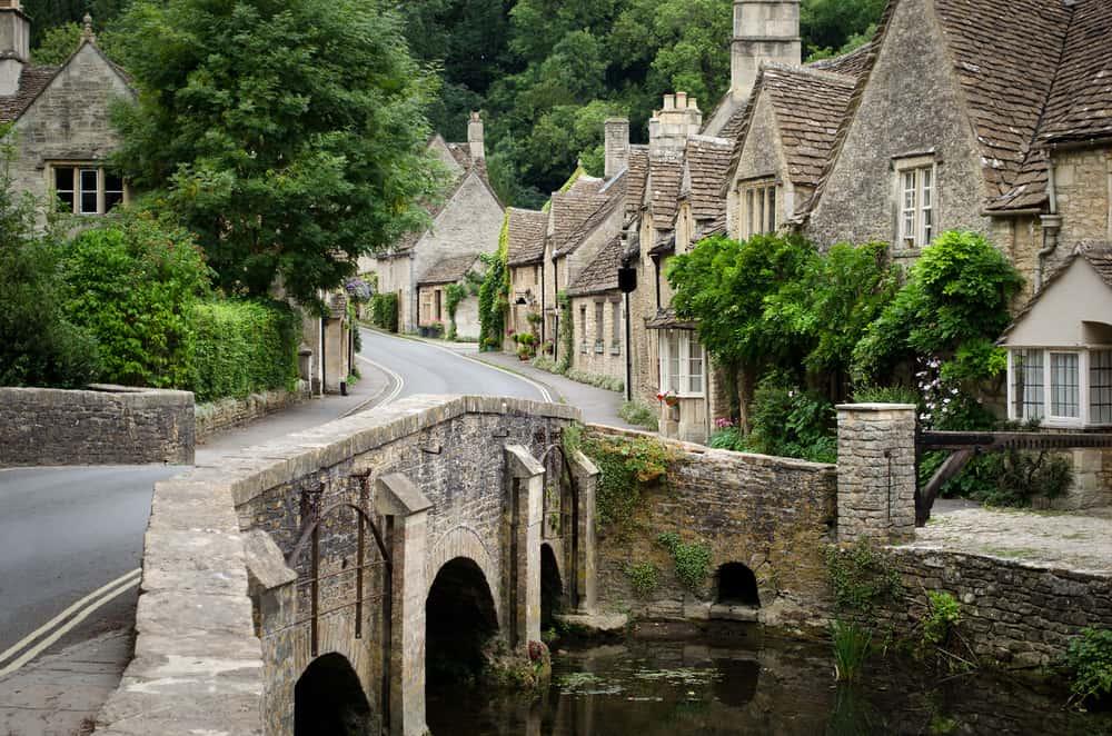 Cotswolds, İngiltere