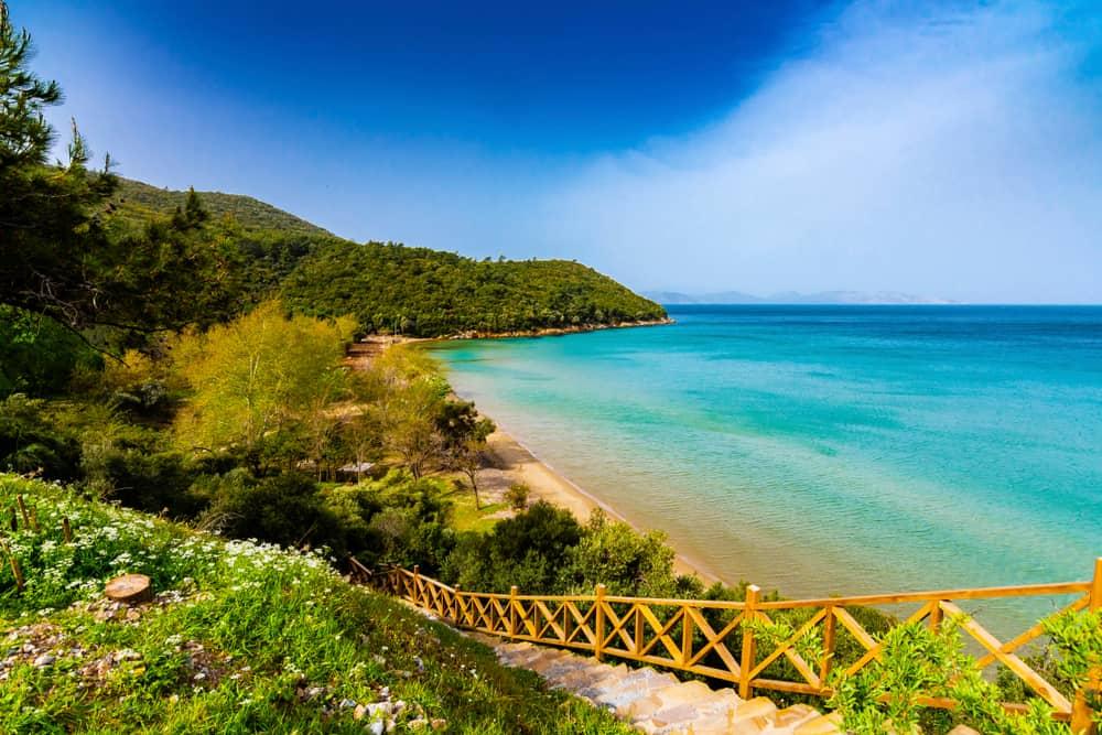 Dilek Yarımadası Büyük Menderes Deltası Milli Parkı - Aydın
