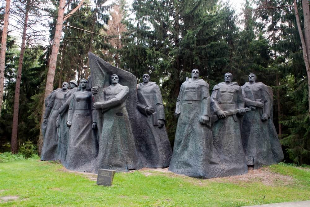 Druskonis Grutas Parkı Polonya
