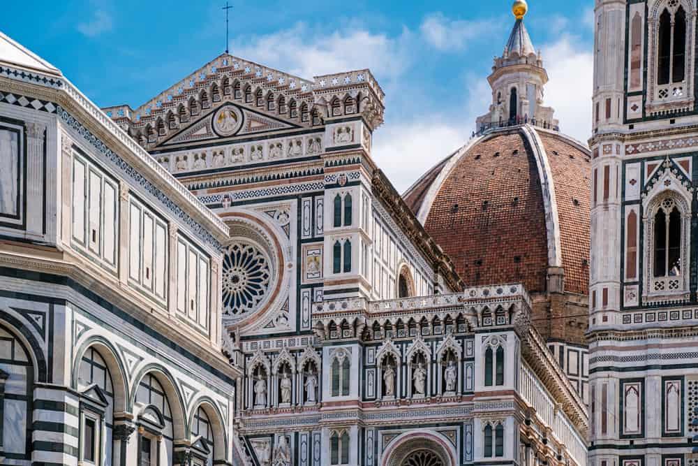 Floransa Katedrali Floransa İtalya