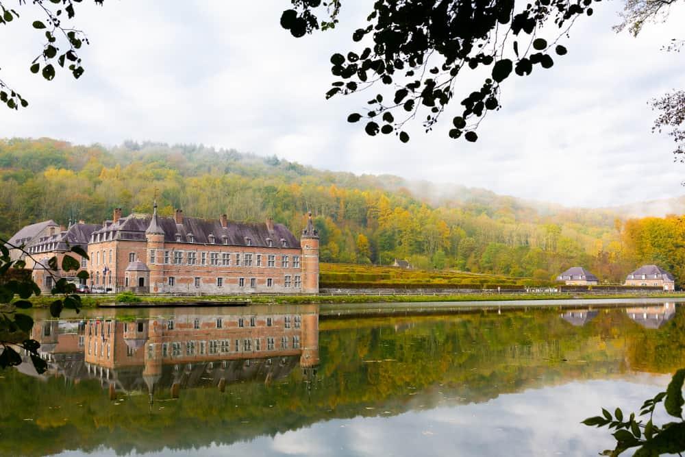 Freyr Kalesi Namur Belçika