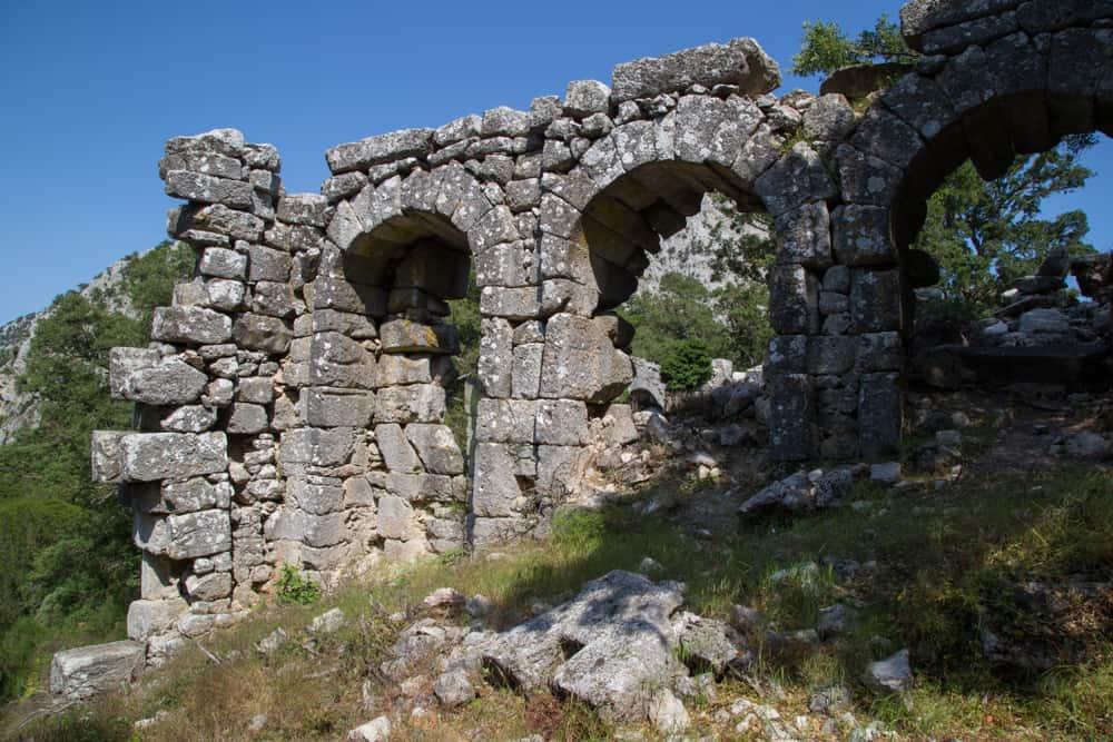 Güllük Dağı-Thermessos Milli Parkı Antalya
