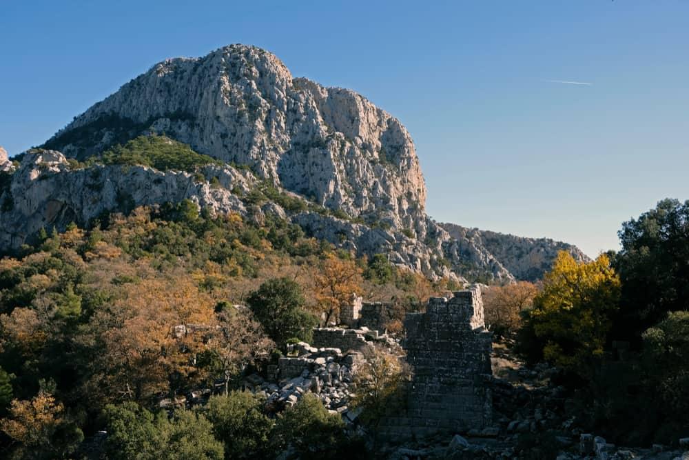 Güllük Dağı-Thermessos Milli Parkı