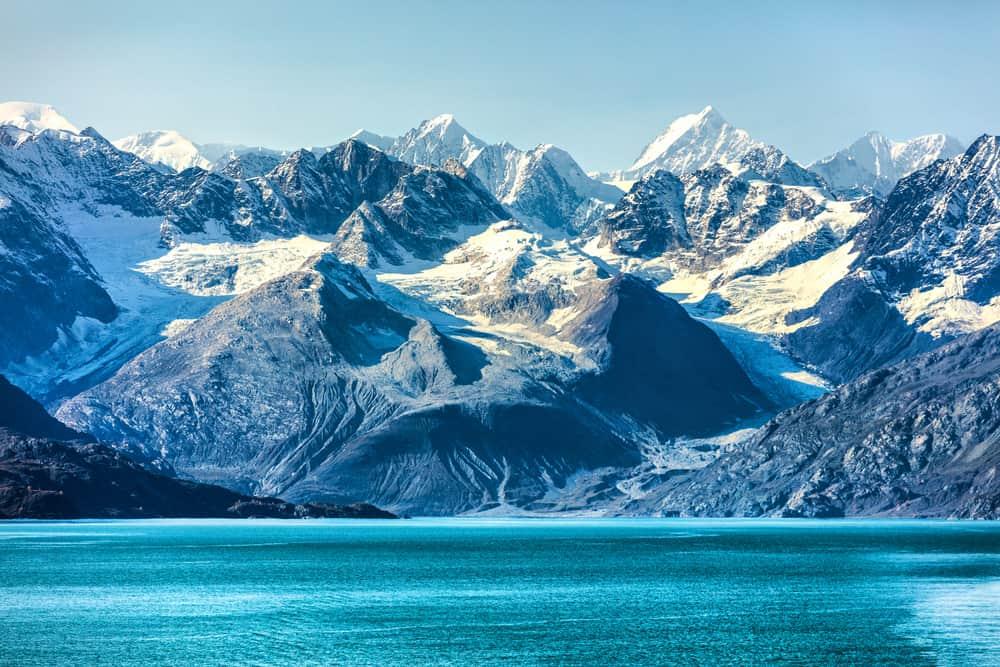 Glacier Bay Milli Parkı Alaska, Amerika Birleşik Devletleri