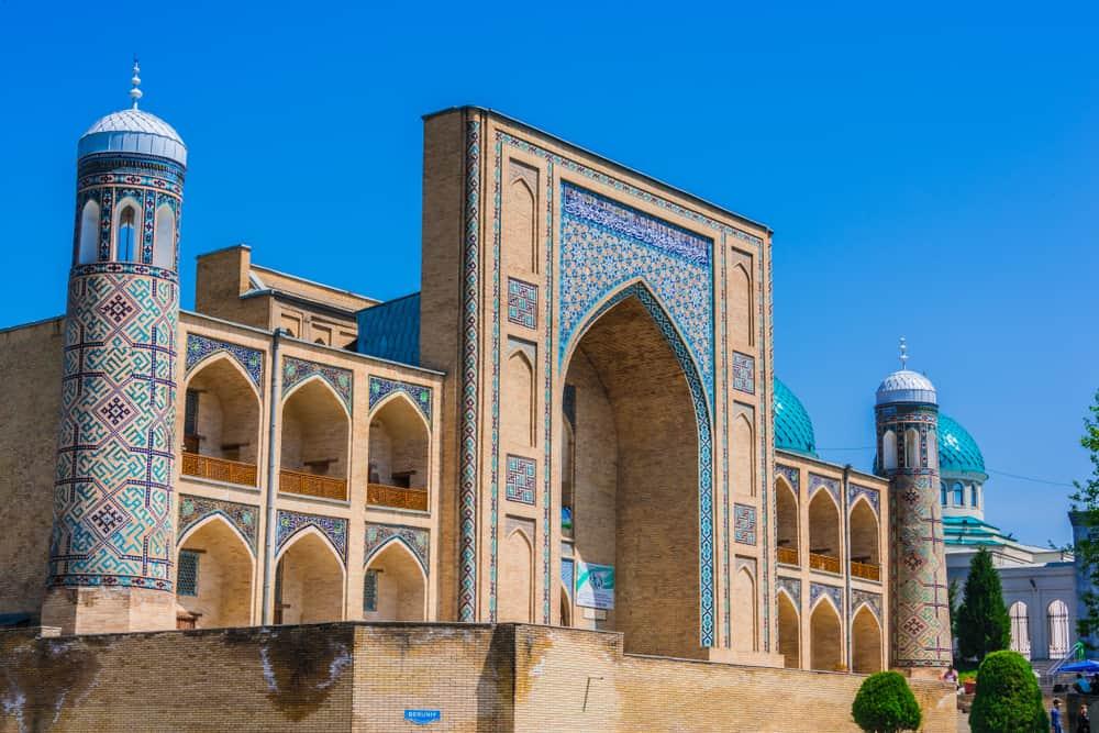 Kukeldaş Medresesi Taşkent Özbekistan