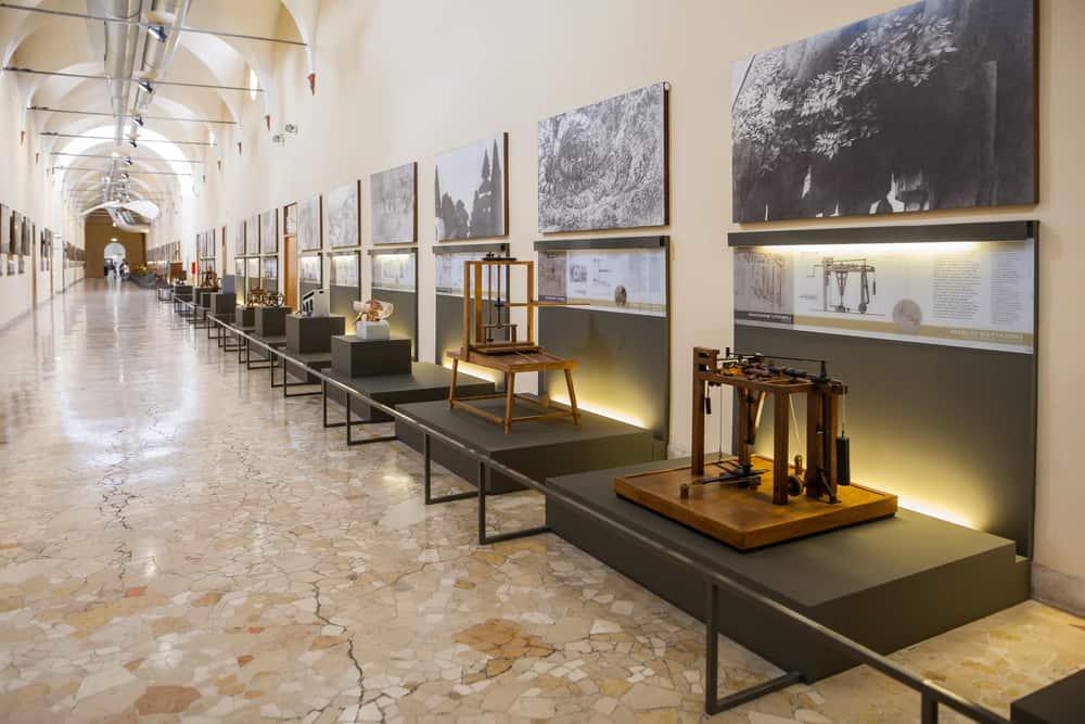 Leonardo da Vinci Bilim ve Teknoloji Müzesi Milano