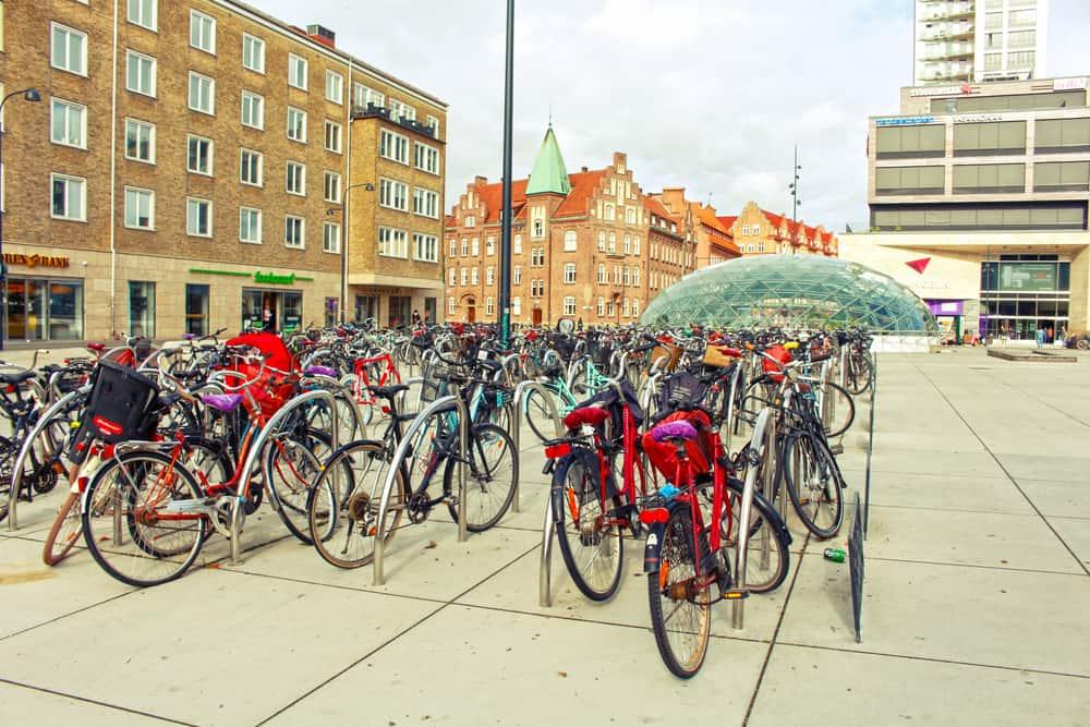 Malmö, İsveç