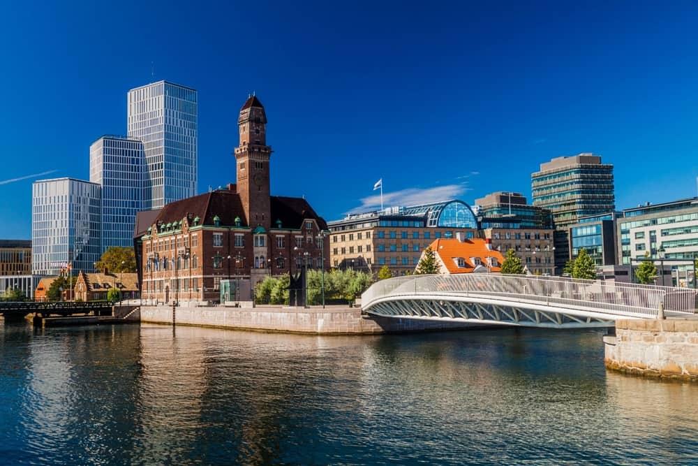 Malmö İsveç