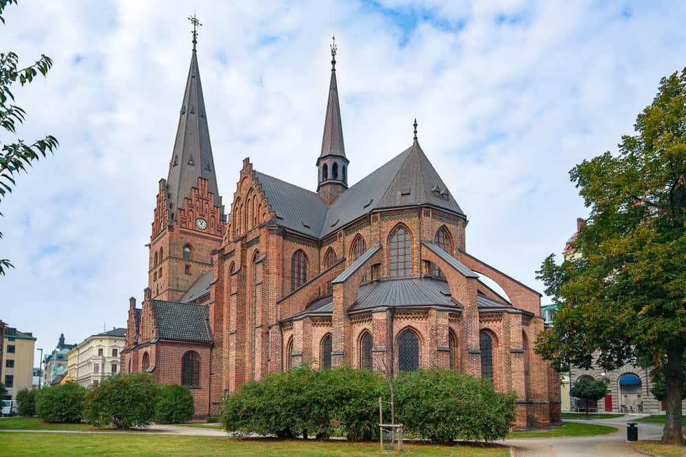 Malmö Aziz Peter Kilisesi İsveç