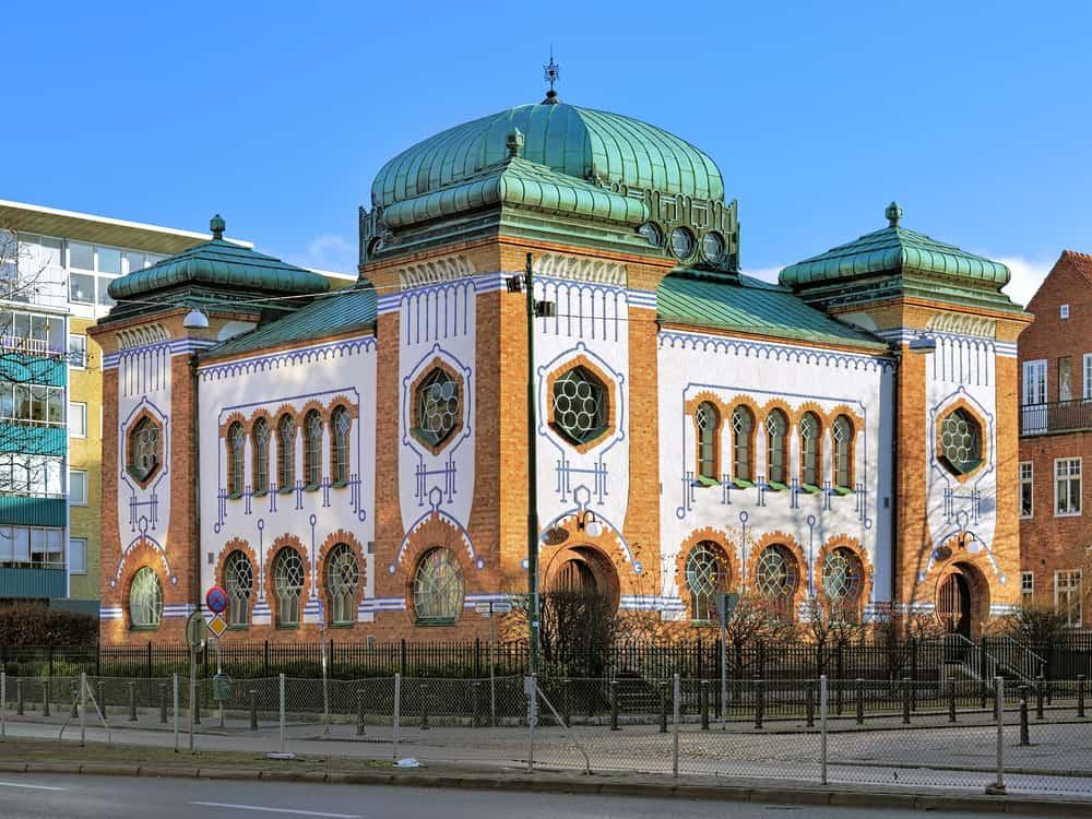 Malmö Sinagog İsveç