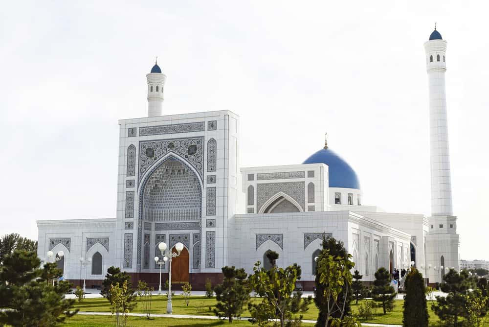 Minor Camii Taşkent Özbekistan