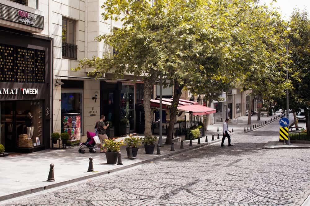 Nişantaşı Sokakları İstanbul