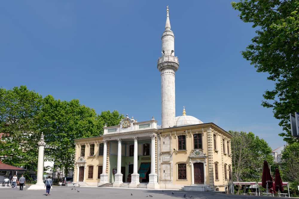 Nişantaşı Teşvikiye Camii