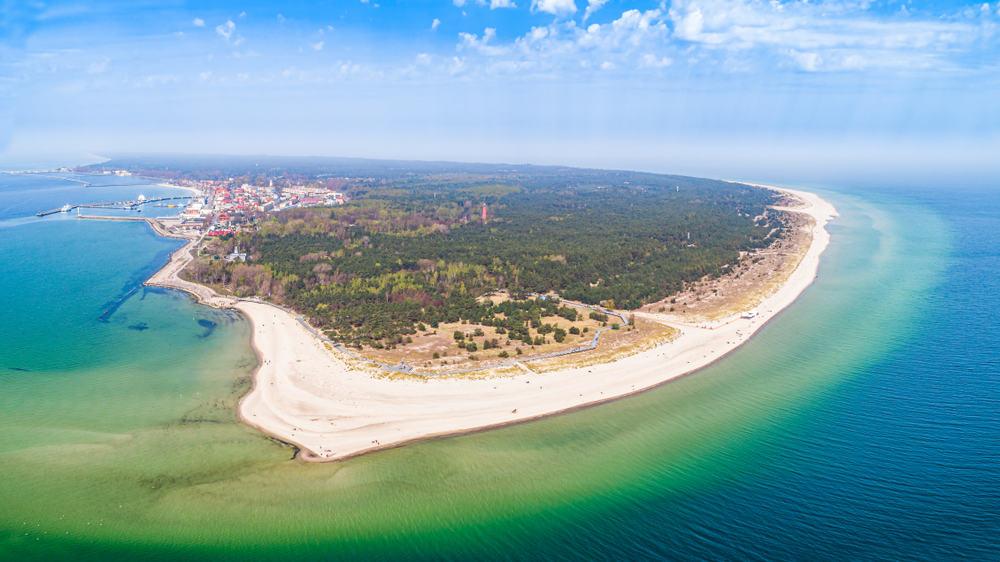 Polonya Hel Yarımada