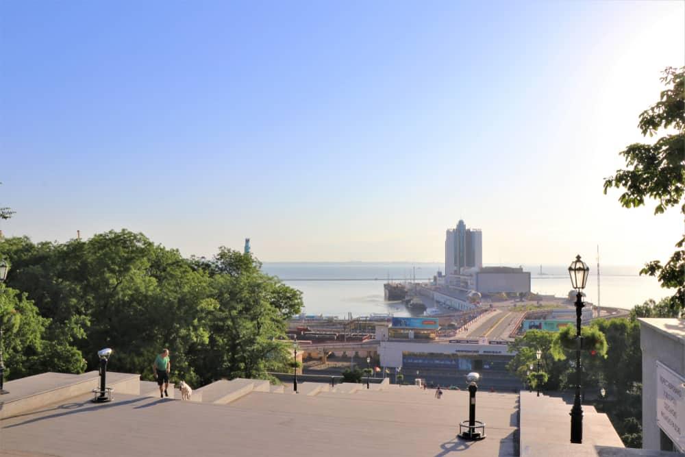 Potemkin Merdivenleri Odessa