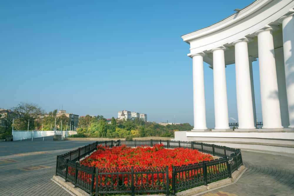 Primorsky Bulvarı Ukrayna
