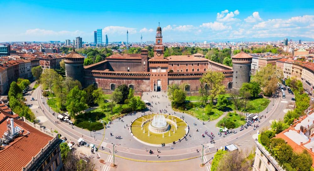Sforza Kalesi Milano