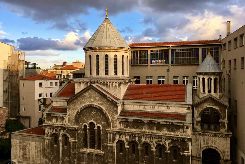 Surp Krikor Lusavoric Ermeni Kilisesi Karaköy