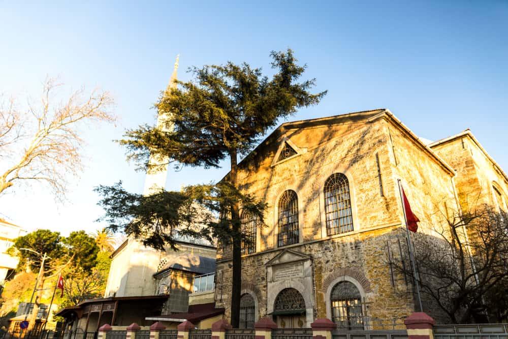 Surp Krikor Lusavoric Kilisesi Kuzguncuk