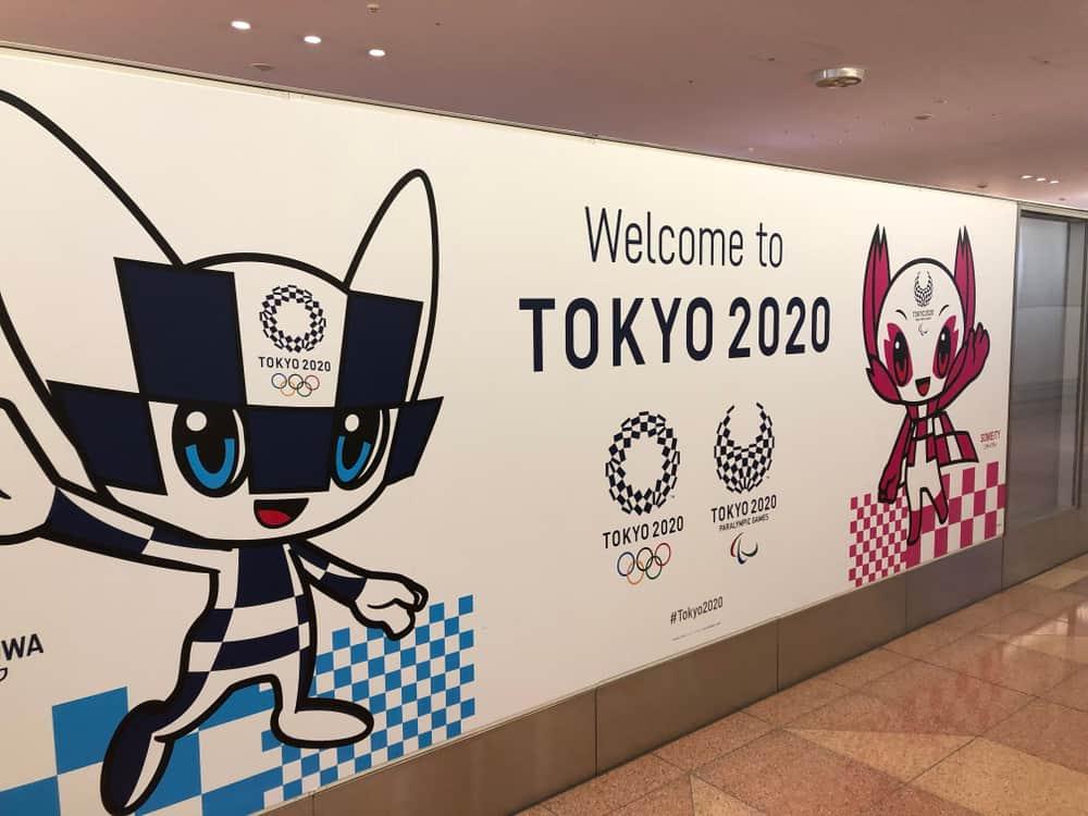 Tokyo Olimpiyat Maskotları