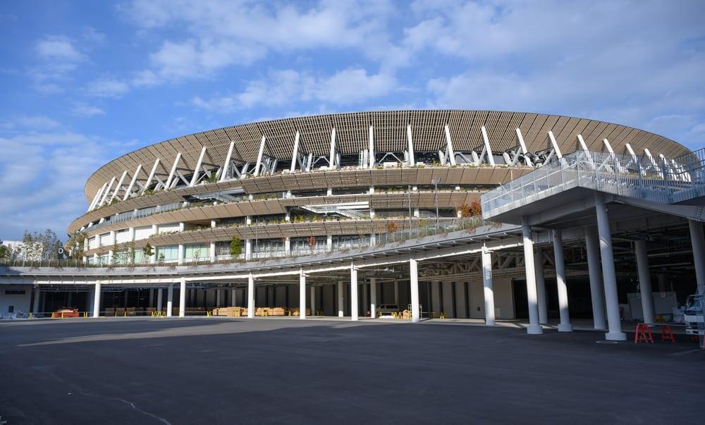Tokyo Olimpiyat Stadyumu