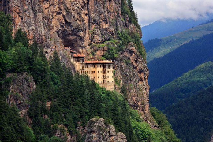 Trabzon Altın Dere Vadisi