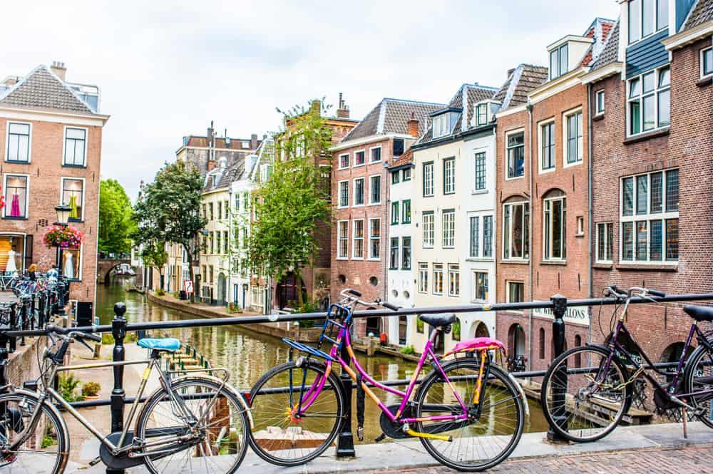 Utrecht Bisiklet, Hollanda