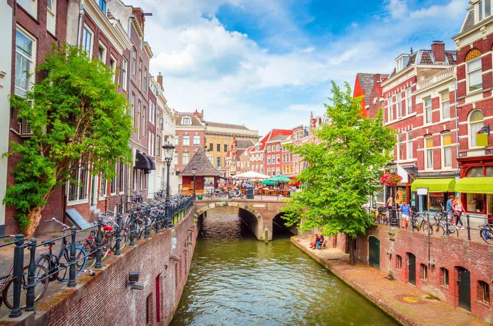 Utrecht, Hollanda