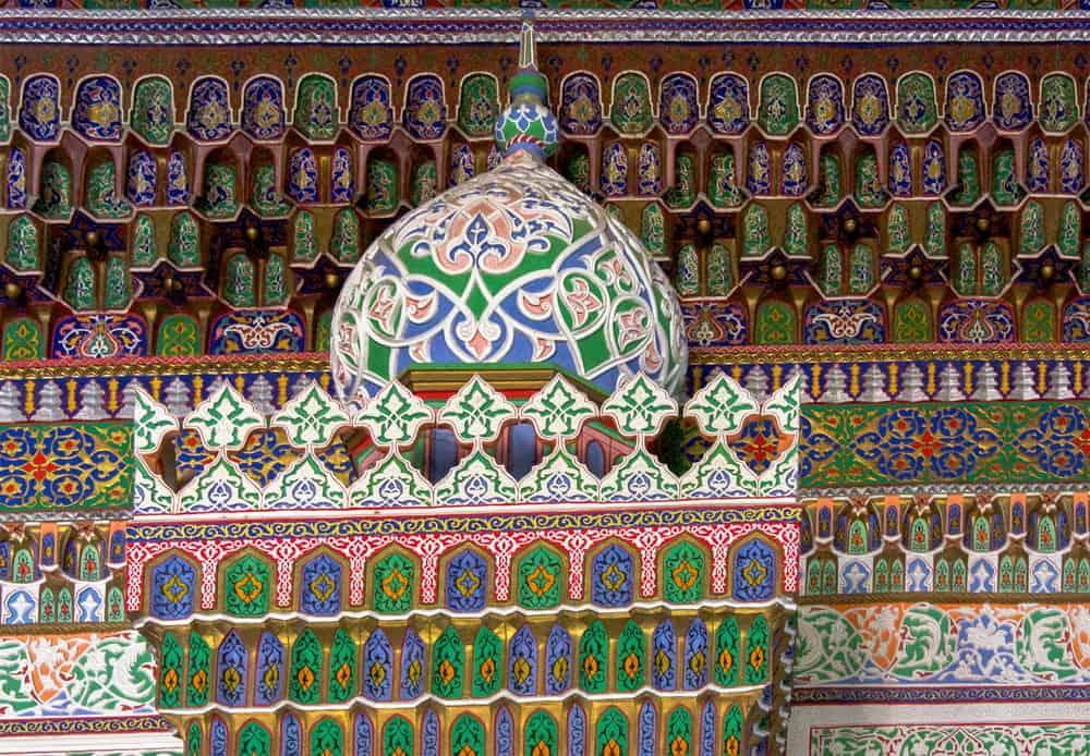 Uygulamalı Sanatlar Müzesi Taşkent Özbekistan