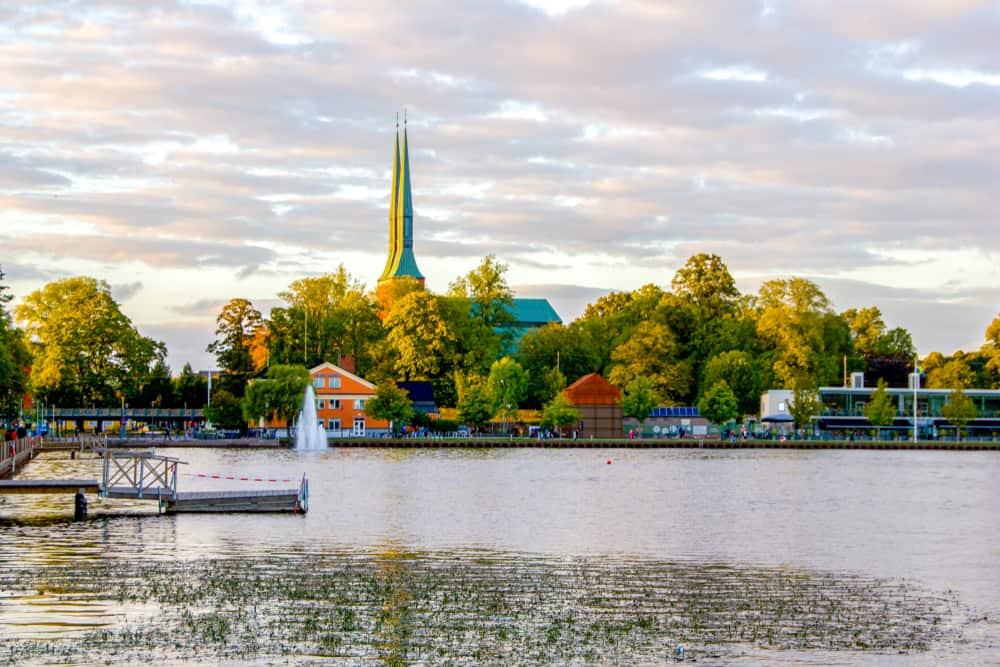 Vaxjö İsveç
