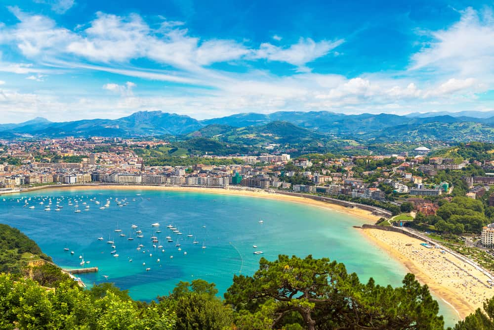 İspanya San Sebastian