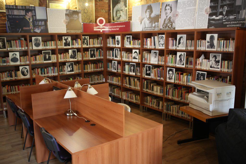 İstanbul Kadın Eserleri Kütüphanesi