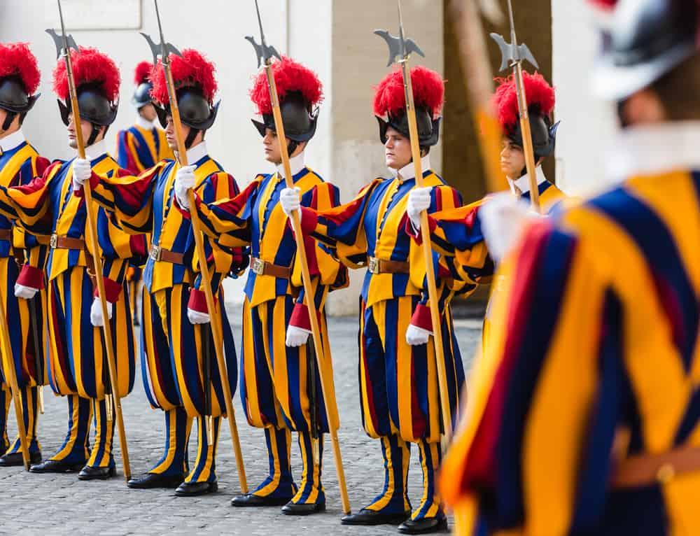 İsviçreli Muhafızlar Vatikan